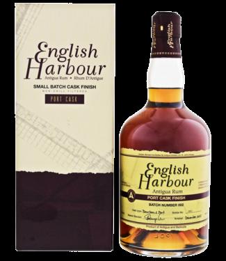 English Harbour English Harbour Port Cask Finish Batch 2 0,70 ltr 46%