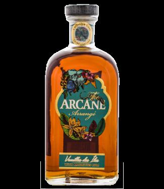 Arcane Arcane Arrangé Vanilles des îles 0,70 ltr 40%