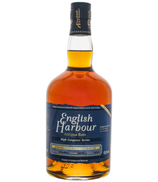 English Harbour English Harbour High Congener Series 2014/2020 Limited Edition 0,70 ltr 63,8%