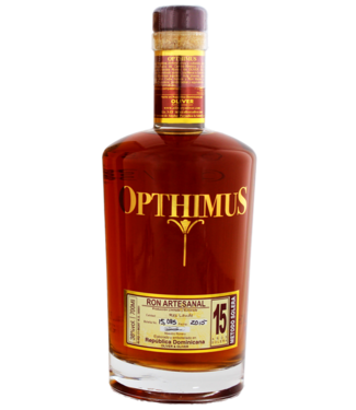 Opthimus Opthimus 15 Years Old 0,70 ltr 38%