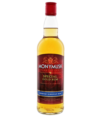 Monymusk Monymusk Plantation Special Gold Rum 0,70 ltr 40%