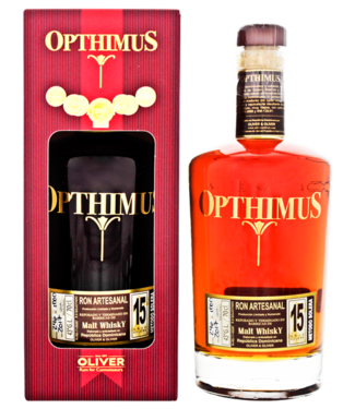Opthimus Opthimus 15 Years Old Malt Whisky Finish 0,70 ltr 43%
