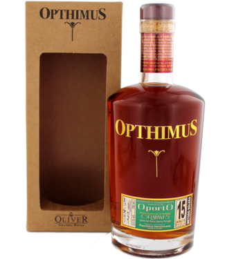 Opthimus Opthimus 15 Years Old Oporto 0,70 ltr 43%