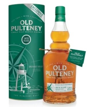 Old Pulteney Dunnet Head Liter
