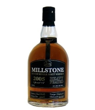 Millstone 2005 Heavy Peated Special No. 7