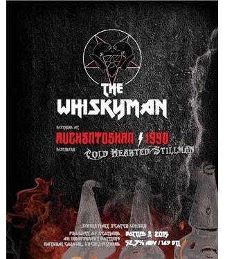 Auchentoshan 1990 The Whiskyman