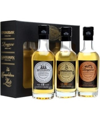 Springbank Collection Set 3 x 20 CL