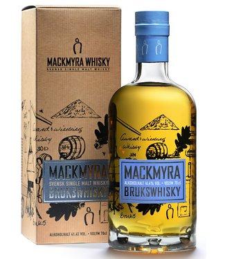Mackmyra Mackmyra Brukswhisky 0,70 ltr 41,4%