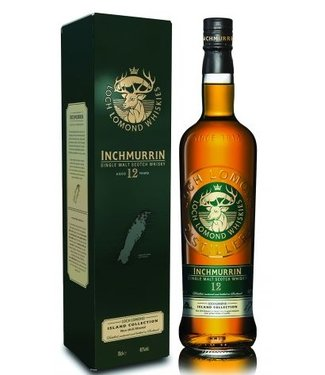 Inchmurrin 12 Years Old New Edition