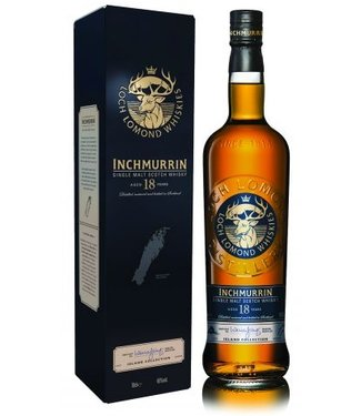 Inchmurrin 18 Years Old New Edition