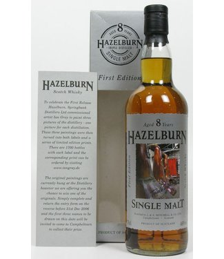 Hazelburn 8 Years Old Still Picture