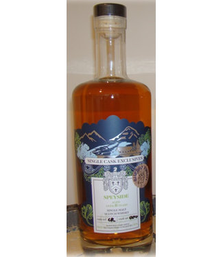 Single Cask Exclusives Speyside CR004 8 Years Old
