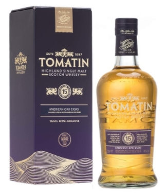Tomatin 15 Years Old American Oak