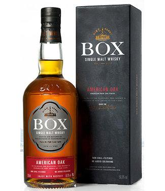 Box Virgin American Oak