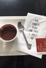 Chocolade pudding kant en klaar