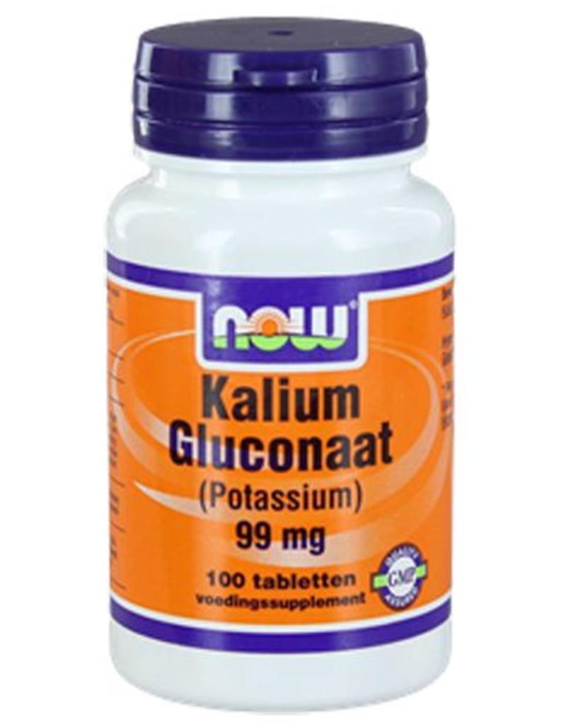Kalium Gluconaat (Potassium) Voedingssupplement