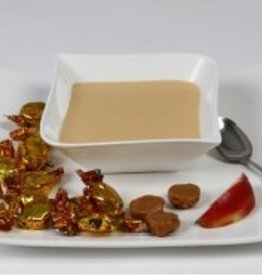 Appel Caramel dessert