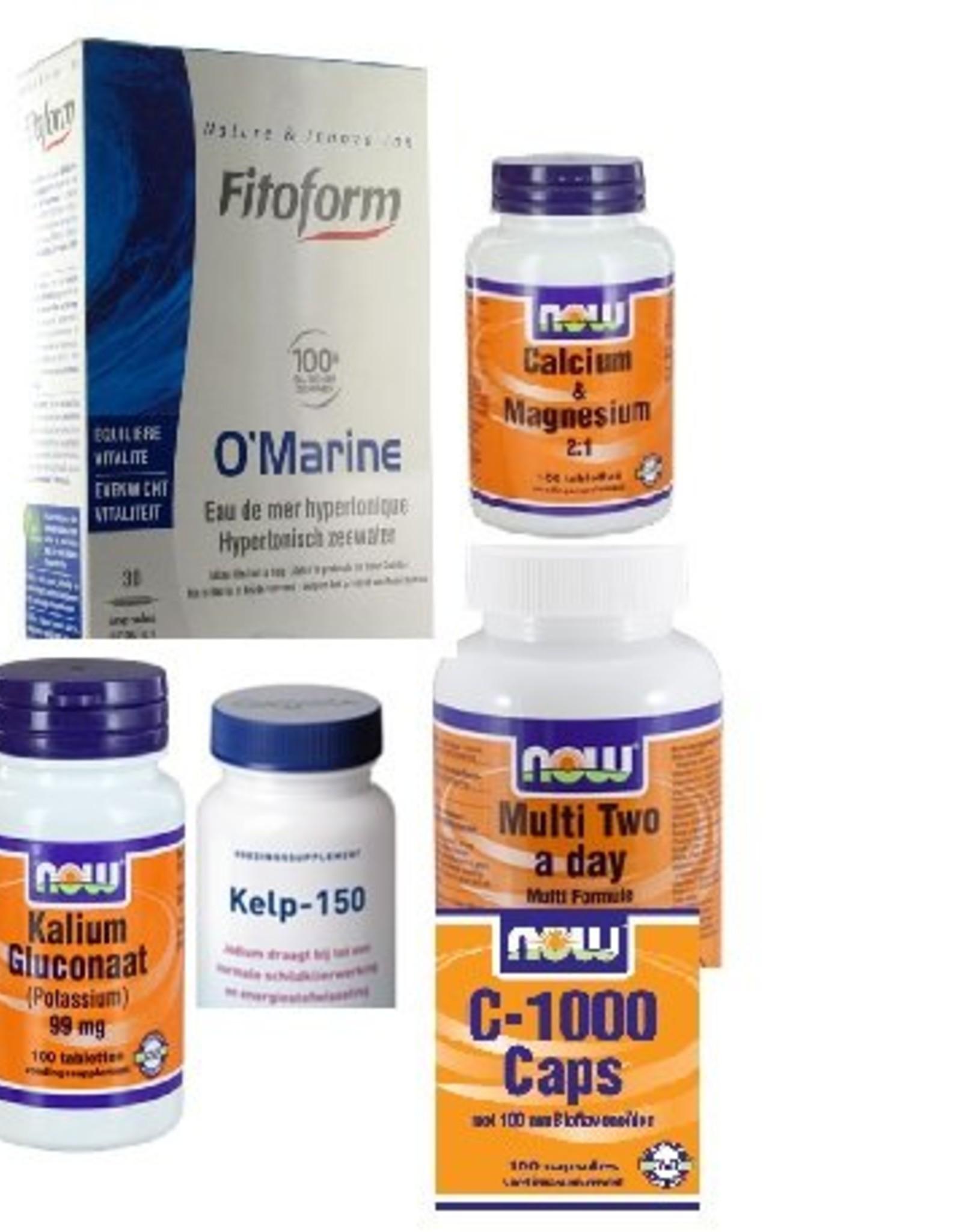 Supplement startpakket