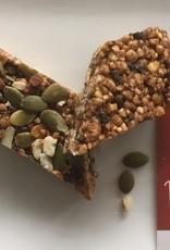 Vegan reep met noten en zaden - Maaltijdreep