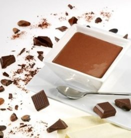 Chocolade noir dessert