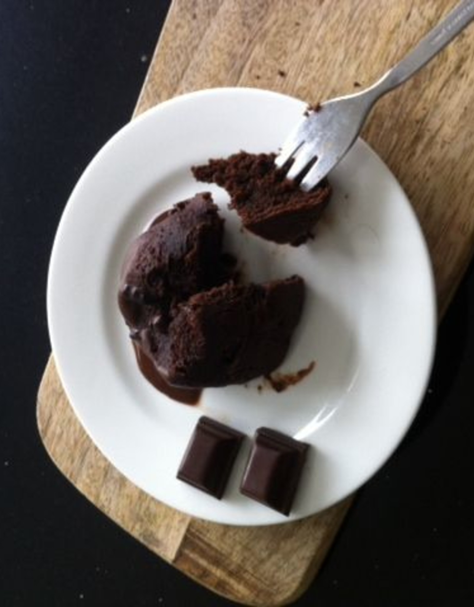 Chocolate Minute Cake