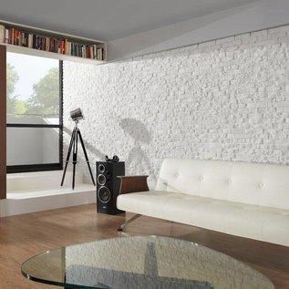 Siena White hoekstrips (doos 0,83 m1 / 0,35 m2)