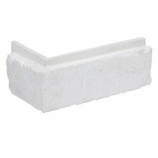 Vintage Whitey hoekstrips (doos 0,93 m1)