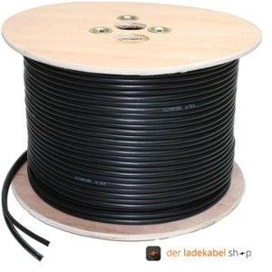 DUOSIDA Ladekabel 32A, 3 Phasen, für Eigenbau, Preis pro Meter