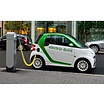 Smart ForTwo Electric Drive Ladestation