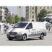Mercedes-Benz Vito E-Cell Ladestation