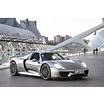 Porsche 918 Spyder Ladestation
