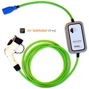 Ratio Home Charger Typ 1 (w) auf CEE 16A, 1 Phase, 10m