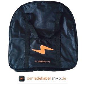 Der LadeKabel Shop Ladekabeltasche von unserem Partner DLKS (delaadkabelshop.nl) für alle Ladekabelarten