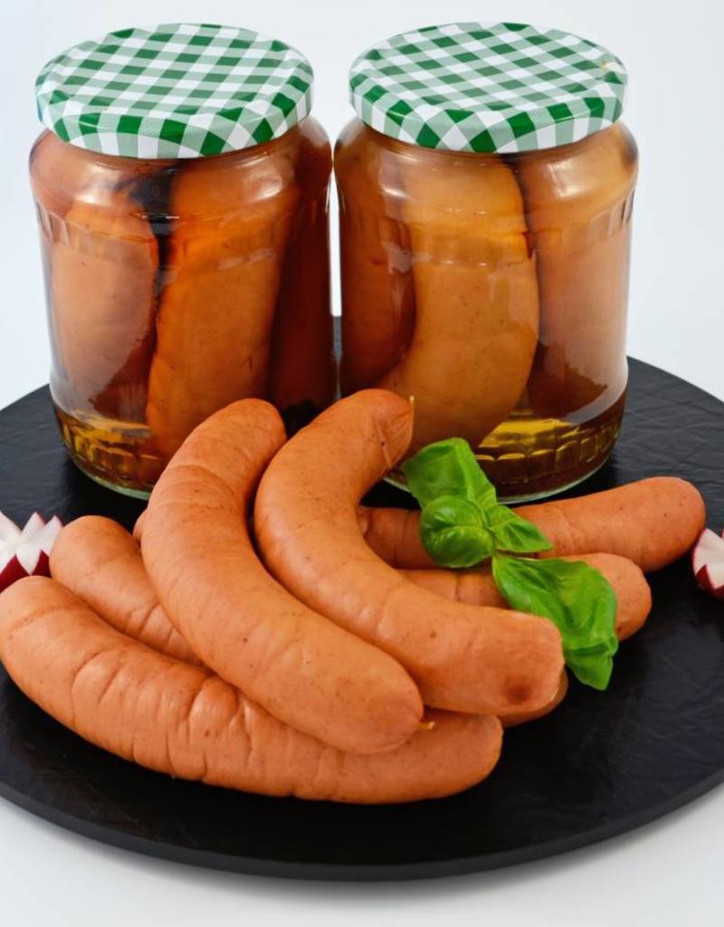 Dittersdorfer Bockwurst im Glas 1 Stück 360g