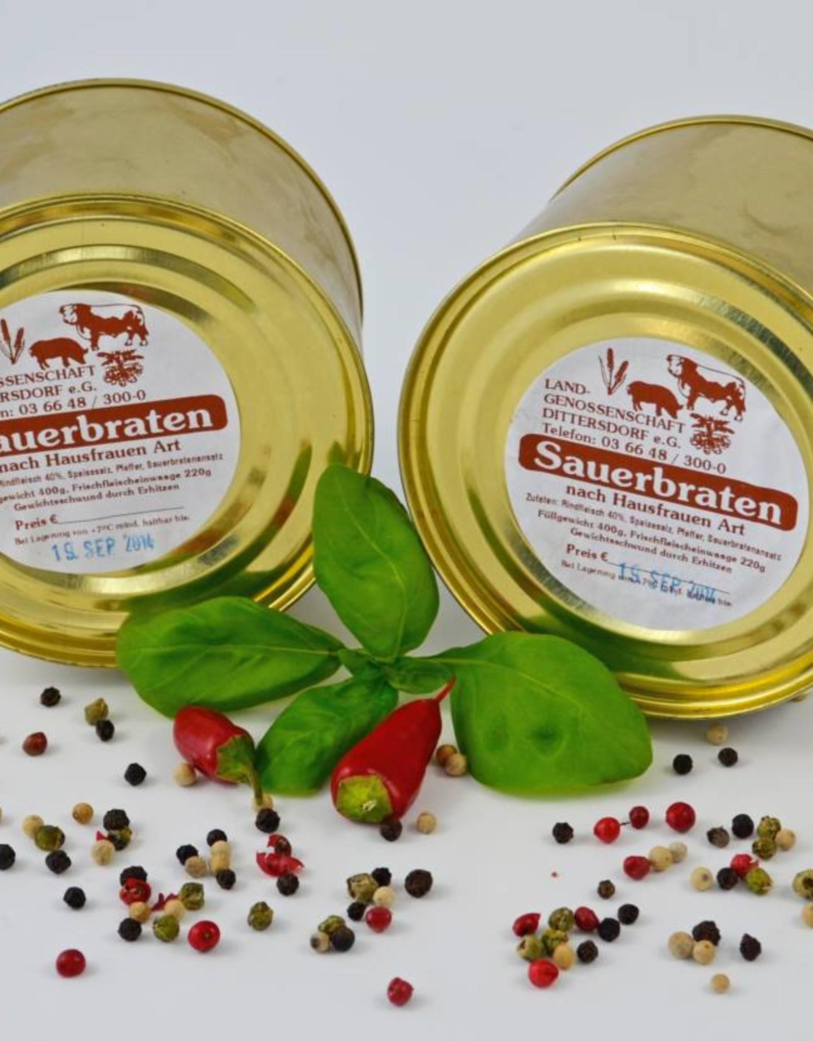 Dose Sauerbraten 1 Stück 400g
