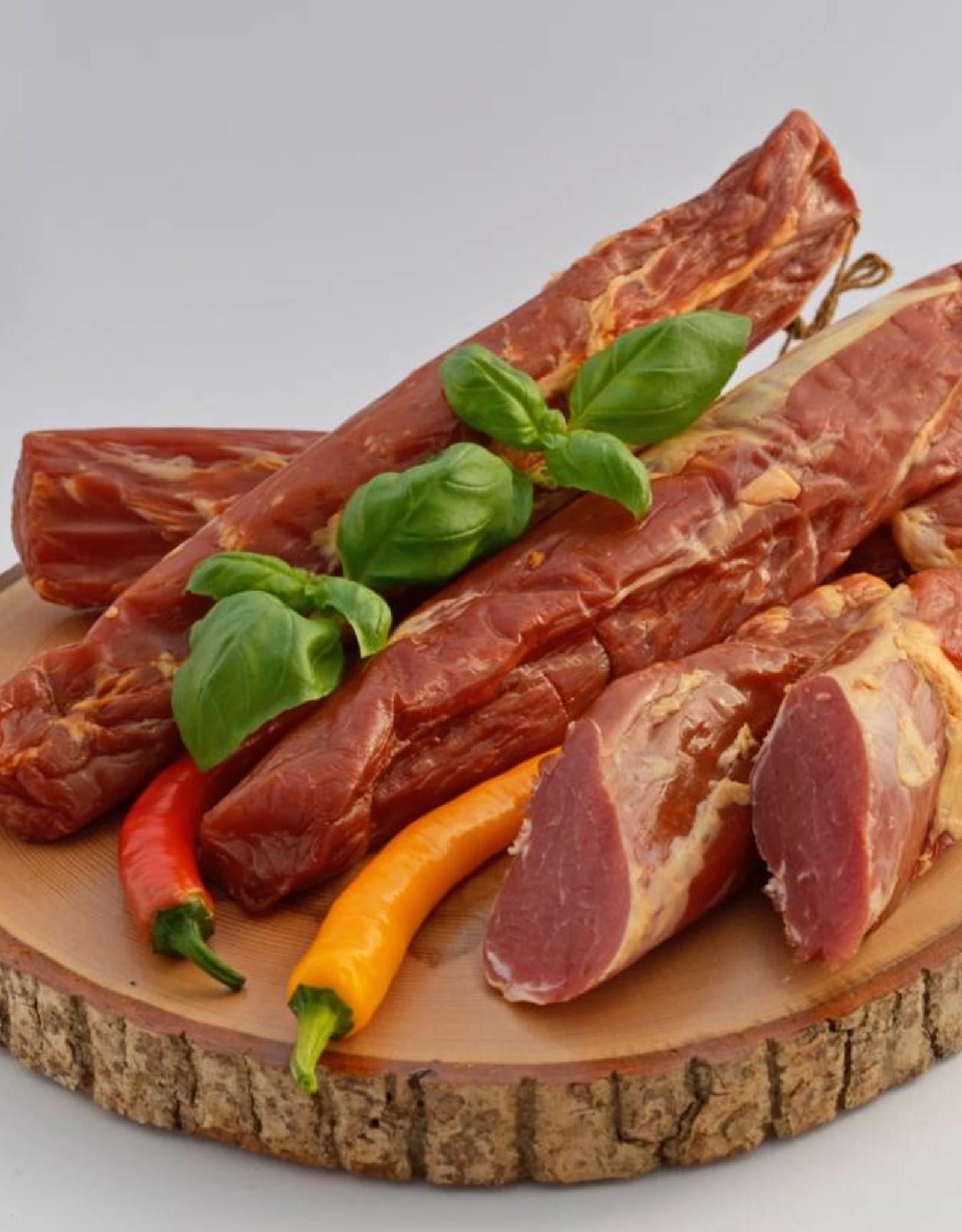 Schweinelende geräuchert 400 g