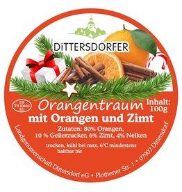 Dittersdorfer Orangentraum-Marmelade 100g