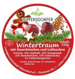 Dittersdorfer Wintertraum-Marmelade 100g