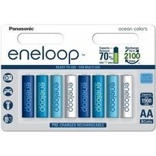 Eneloop AA oplaadbare batterijen 1900 mAh