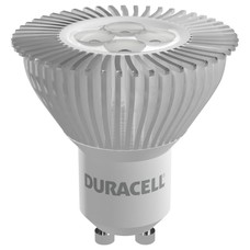 Duracell Dimbare LED lamp GU10 5W-33W warm wit