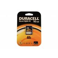 Duracell SDHC kaart 16GB class 4