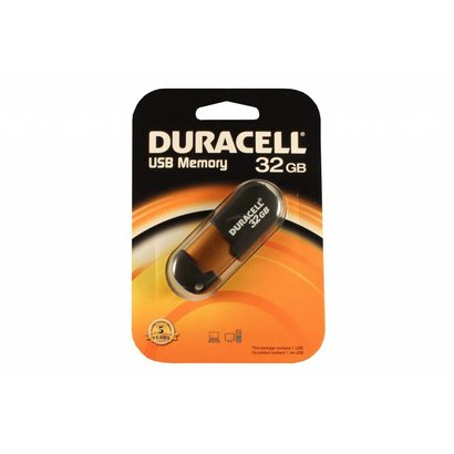 Duracell capless USB stick 32GB