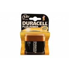 Duracell plus power alkaline 4,5V blok batterij