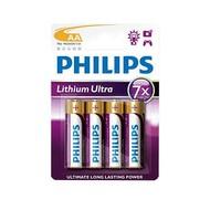 Philips AA lithium batterijen