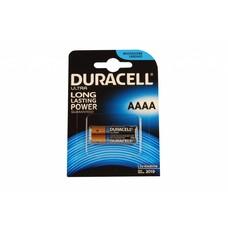 Duracell AAAA batterijen