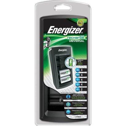 Energizer universele batterijlader NiMH