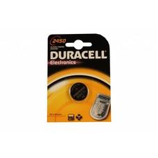 Duracell CR2450 lithium knoopcel batterij