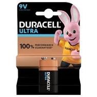 Duracell 9V batterij ultra power blister 1 stuk