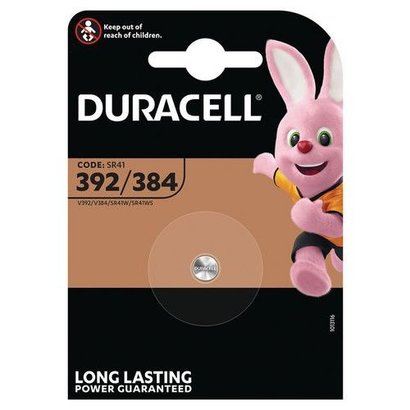 Duracell 392/384 SR736SW horloge batterij