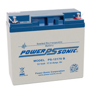 Powersonic loodaccu 12V 17 Ah PS-12170B